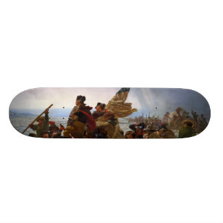 Washington Crossing the Delaware by Emanuel Leutze Skate Decks