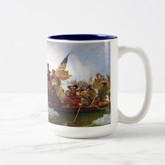 Washington Crossing the Delaware Coffee Mug
