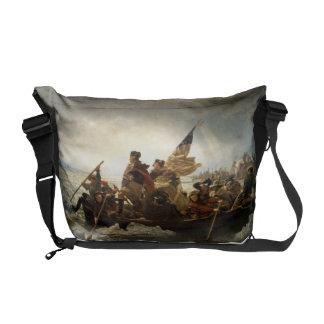 Washington Crossing the Delaware - Leutze (1851) Courier Bag