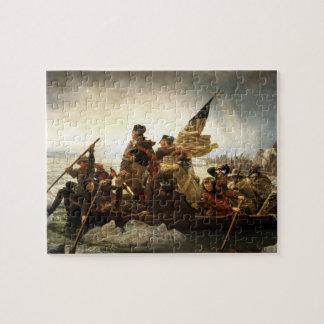 Washington Crossing the Delaware - Leutze (1851) Puzzle