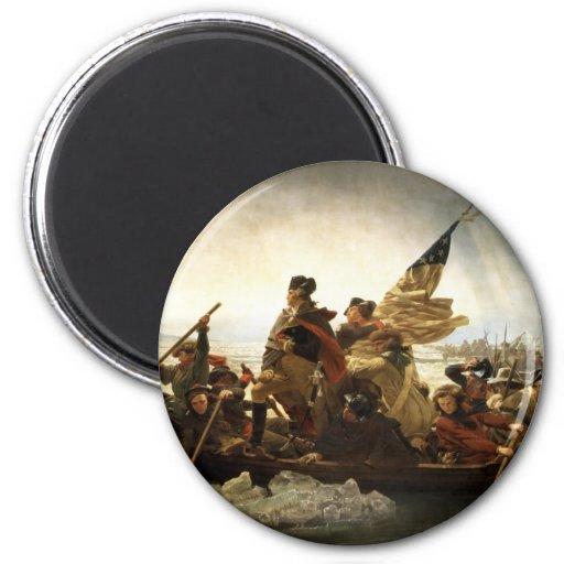 Washington Crossing the Delaware Magnets