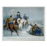 Washington Crossing the Delaware Posters