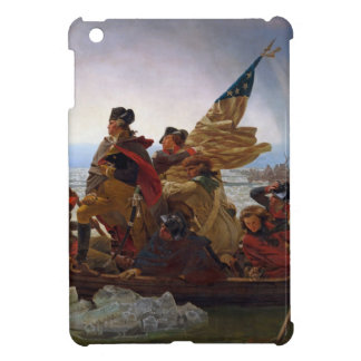Washington Crossing the Delaware River Cover For The iPad Mini