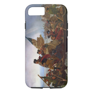 Washington Crossing the Delaware River iPhone 7 Case