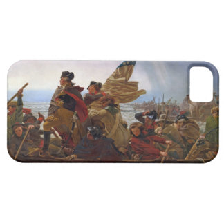 Washington Crossing the Delaware River iPhone SE/5/5s Case