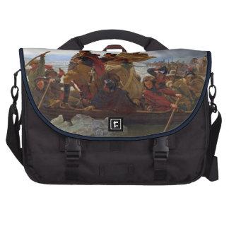 Washington Crossing the Delaware River Bag For Laptop