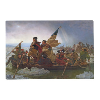 Washington Crossing the Delaware River Placemat