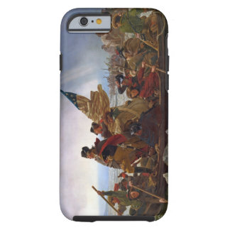 Washington Crossing the Delaware River Tough iPhone 6 Case