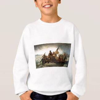 Washington Crossing the Delaware Sweatshirt