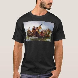 Washington Crossing the Delaware T Shirt