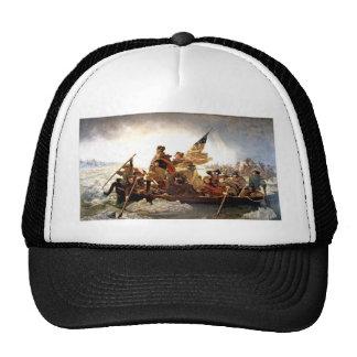 Washington Crossing the Delaware Trucker Hat