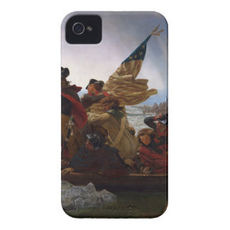 Washington Crossing the Delaware - US Vintage Art Case-Mate iPhone 4 Case
