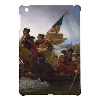 Washington Crossing the Delaware - US Vintage Art iPad Mini Cover