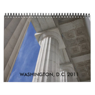 Washington, D.C. 2011 Calendar