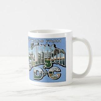 Washington D.C. 2 mug
