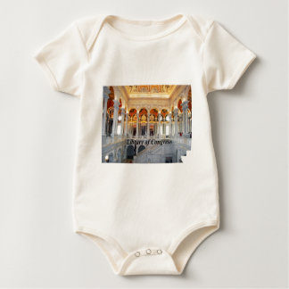 Washington D.C. Baby Bodysuit
