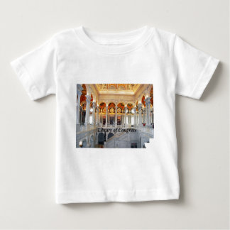 Washington D.C. Baby T-Shirt