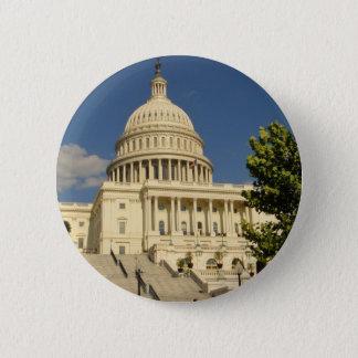 Washington D.C. Capitol Building Button