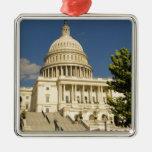 Washington D.C. Capitol Building Christmas Ornament