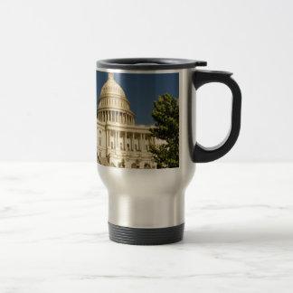 Washington D.C. Capitol Building Taza