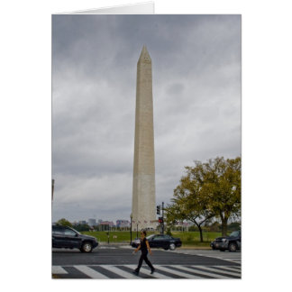 Washington D.C. Card