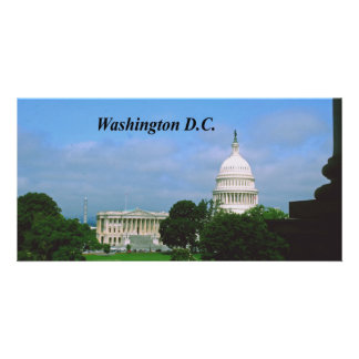 Washington D.C. Card