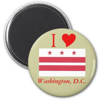 Washington D.C. Flag Magnets