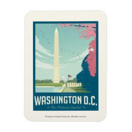 Washington, D.C. - Our Nation's Capital Magnet