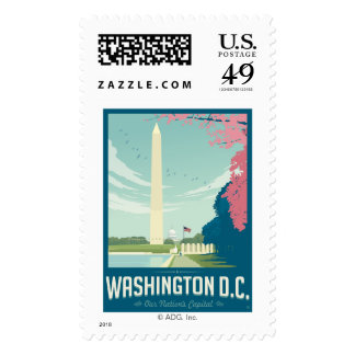 Washington, D.C. - Our Nation's Capital Stamp