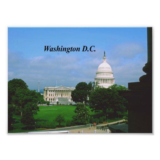 Washington D.C. Photo Print