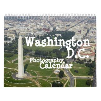 Washington D.C. Photography Calendar Calendario De Pared