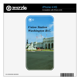 Washington D.C. Skin For The iPhone 4S