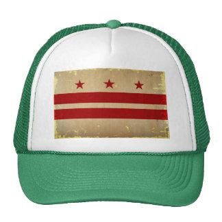 Washington, D.C. State Flag VINTAGE Trucker Hat