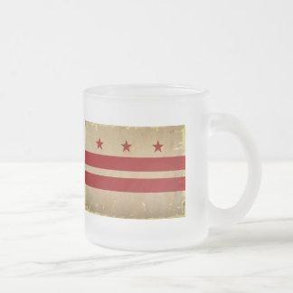 Washington, D.C. State Flag VINTAGE Mugs
