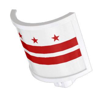 Washington, D.C. State Flag WDC Nite Lites
