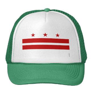 Washington, D.C. State Flag WDC Trucker Hat