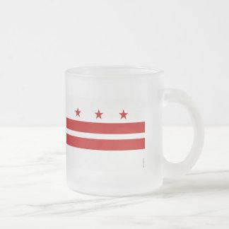 Washington, D.C. State Flag WDC Mug