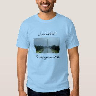 Washington D.C.T-Shirt Playeras