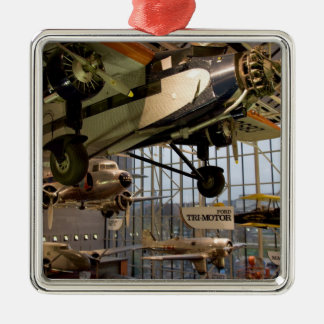 WASHINGTON D C USA Aircraft displayed in Christmas Ornament