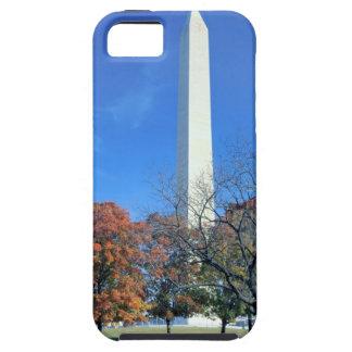WASHINGTON, D.C. USA. Washington Monument rises iPhone SE/5/5s Case