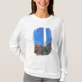 WASHINGTON, D.C. USA. Washington Monument rises T-Shirt