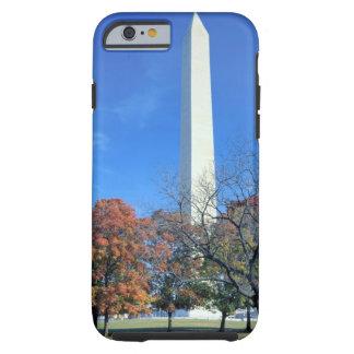 WASHINGTON, D.C. USA. Washington Monument rises Tough iPhone 6 Case