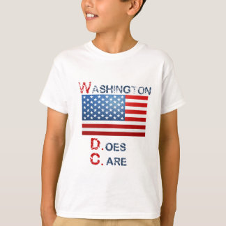 Washington D.Care Products T-Shirt