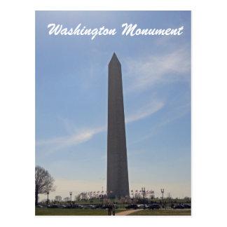 Washington DC 003 del monumento de Washington Postales