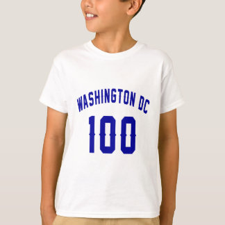 Washington DC. 100 T-Shirt