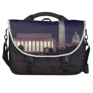 Washington DC 2 Laptop Messenger Bag