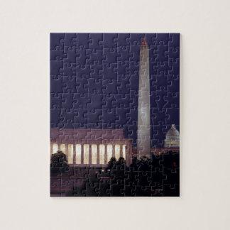 Washington DC 2 Puzzle Con Fotos