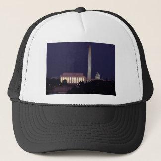 Washington DC 2 Trucker Hat