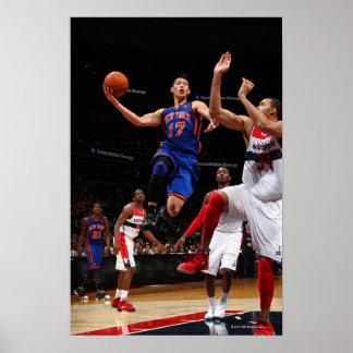 WASHINGTON, DC - 8 DE FEBRERO: Jeremy Lin #17 de 8 Posters