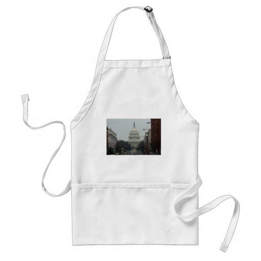 washington dc adult apron